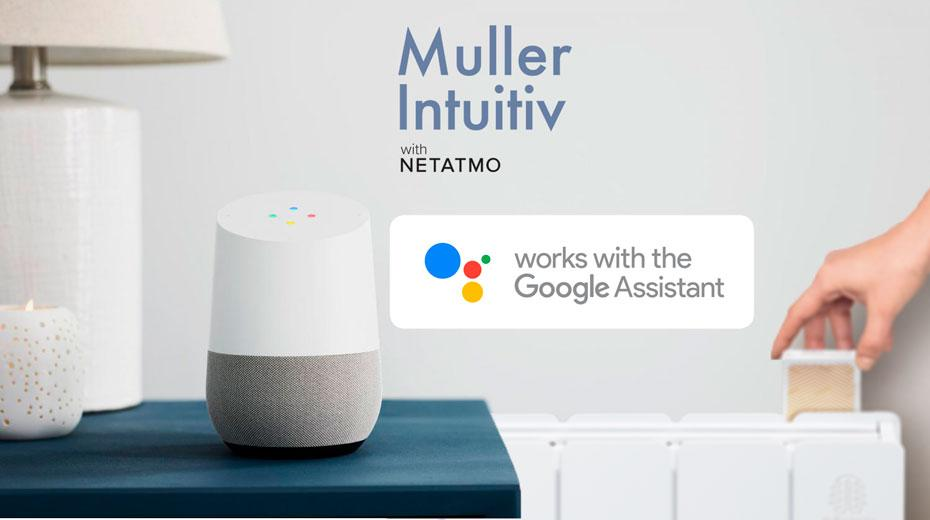 compatibilite google assistant