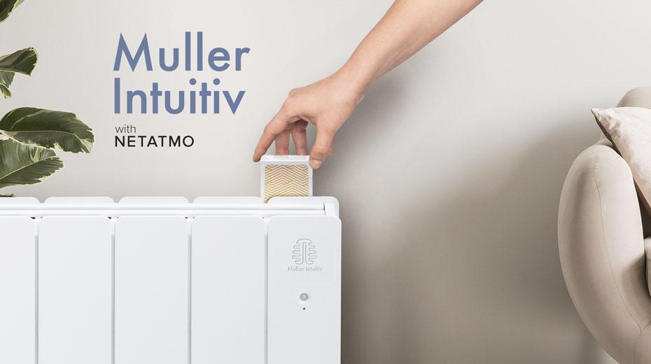 tutoriel installation module muller intuitiv with netatmo